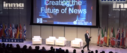 newspaper extinction timeline optimistic about media industry future