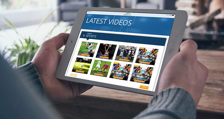 Third-party vendors can help supply video content to meet audience needs.