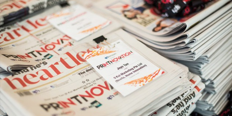 Five-hundred industry professionals met at Printnovation to discuss challenges in the media industry.