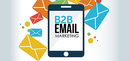 News media marketing and B2B e-marketing helping with audience engagement and cost reduction