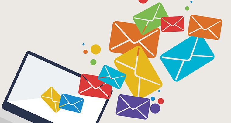 Using e-mail for communication is much more than inexpensive and fast.
