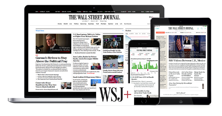 The Wall Street Journal analysed reader habits to inform its retention strategy.