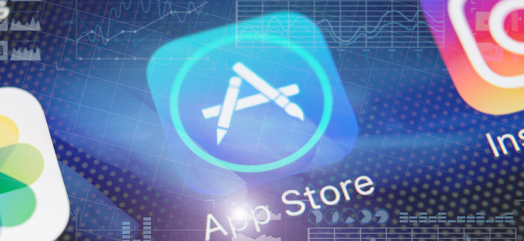 More than 40 different factors are considered when Apple ranks an app in its App Store.