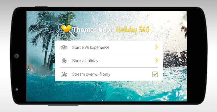 Thomas Cook is providing opportunities for customers to access its brand across many platforms, using a variety of methods.