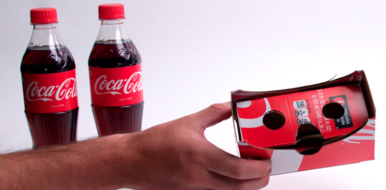Coca-Cola is incorporating VR into its strategy while also encouraging consumers to recycle packaging.