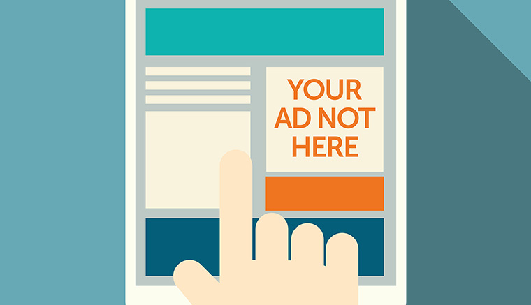 News media readers are turning to ad blockers at alarming rates.
