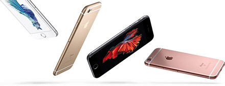 Apple's iPhone 6 integrates new technology allowing publishers to create high-quality contents.