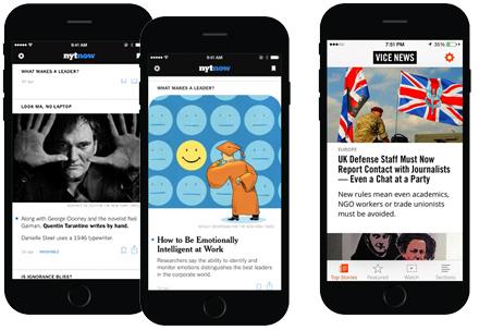 INMA: App designers share advice on creating news media smartphone ...