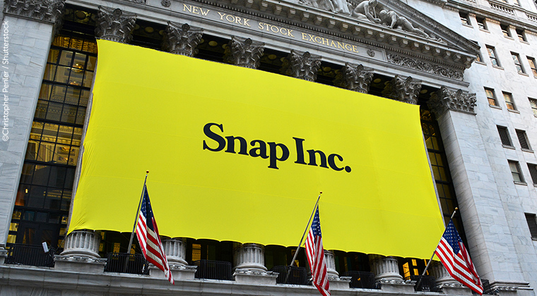 Snap Inc. currently has a valuation of approximately US$32 billion.