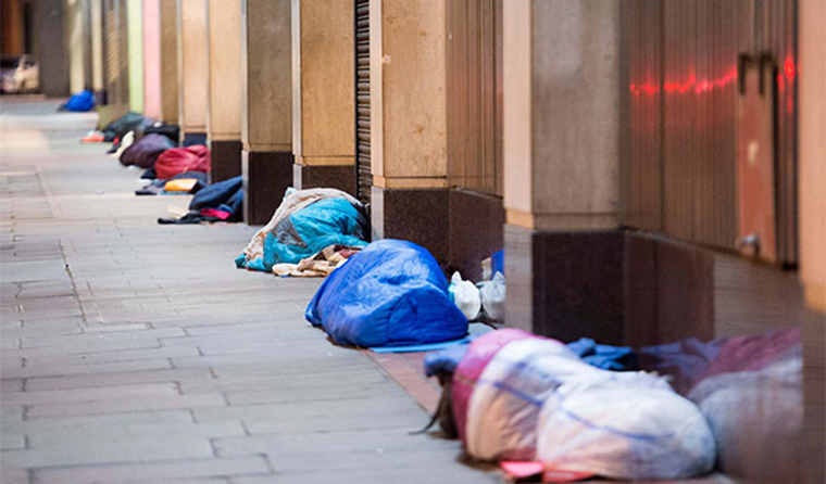 The Homeless Fund is a campaign shedding light and funding the homelessness problem in the UK.