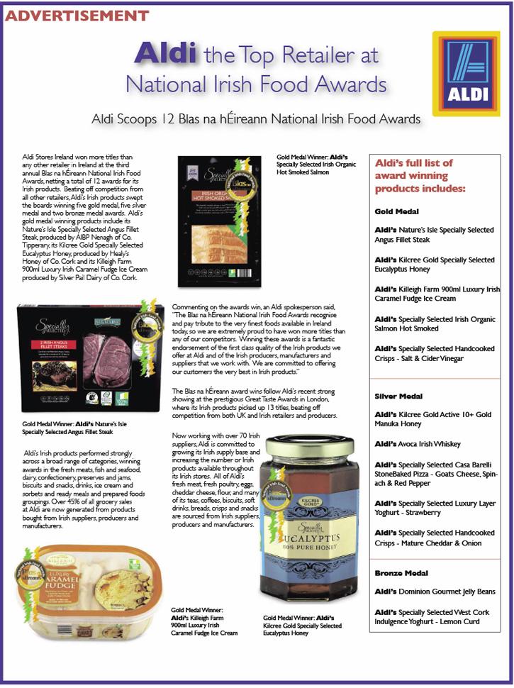 Irish Good Food Awards