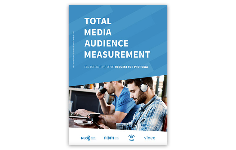 The Total Media Audience Measurement research will provide a comprehensive overview of audience habits.