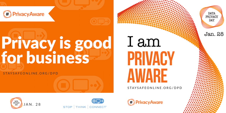 There are many Privacy Day events scheduled for January 28.