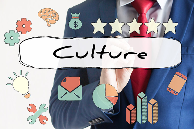 Rethinking company culture can help shift employees' focus.