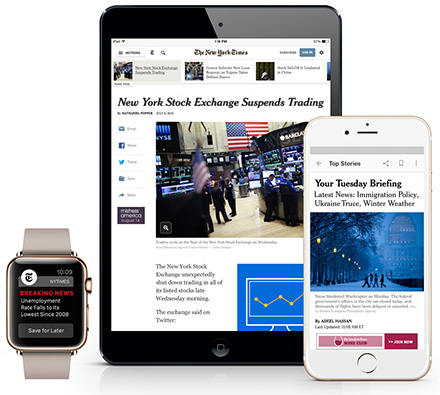 New York Times discovers readers are looking for better cross-platform audience engagement.