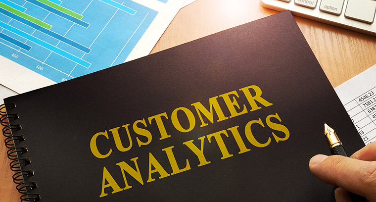 Special consideration should be given in regard to collecting and using customer data.