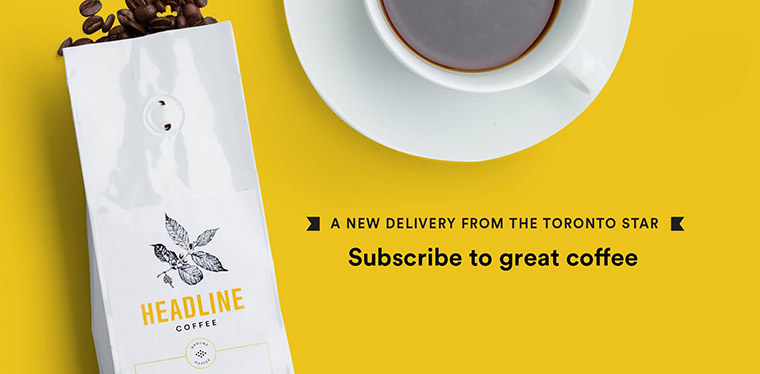 Headline Coffee is a product that fits a desirable demographic at Star Media Group.