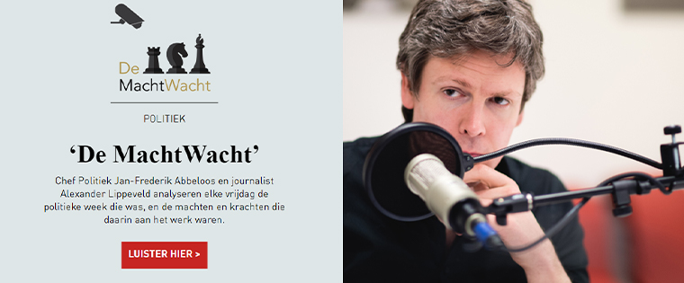 De Standaard currently produces two popular weekly podcasts.
