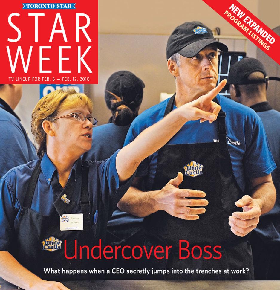 Toronto Star's Starweek Magazine