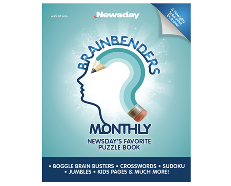Brain Benders Monthly proved to be highly popular with subscribers.