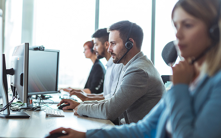 Rethinking the contact centre offers new ways to connect with and keep customers.
