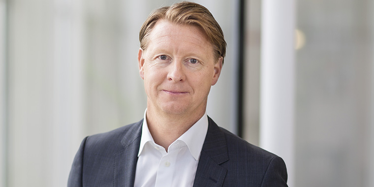 Hans Vestberg is president and CEO of Ericsson, the world's leading provider of telecommunications technology.