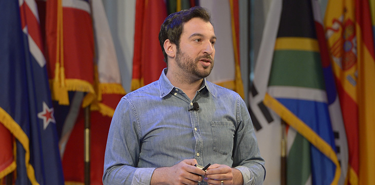 Jarrod Dicker of The Washington Post says that platforms can help disseminate the news.