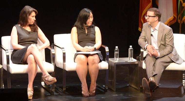 Michelle Holmes of Alabama Media Group, Catherine Kim of NBC News Digital, and Andrew Pergam of McClatchy discuss how they are bringing in revenue from video.