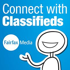 Australian Community Media, 'Connect with Classifieds'