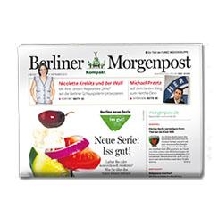 Brand Campaign for the launch of Berliner Morgenpost Compact