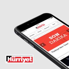 Hürriyet - Mobile Application