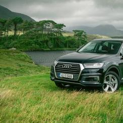 The Irish Times and The Audi Q7 - The Best of Both Worlds