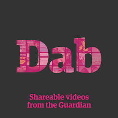 Dab - shareable videos from the Guardian