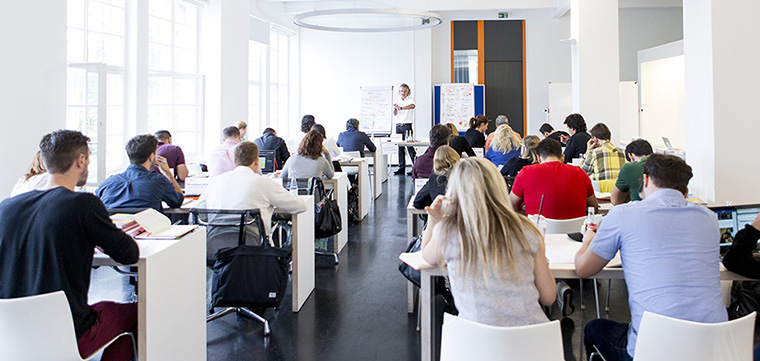 For the third year, INMA offers a scholarship to the Berlin School of Creative Leadership's Executive MBA programme.