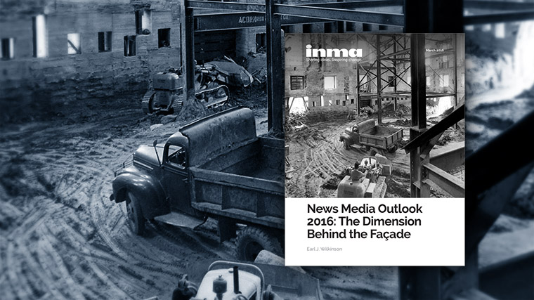 INMA's 15th-annual News Media Outlook report is a strategic guide to the industry's next moves.