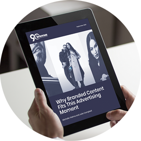 "The latest INMA report, ""Why Branded Content Fits This Advertising Moment,"" was released on Wednesday and is free for INMA members."