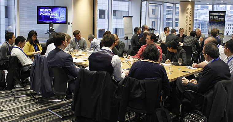 An idea exchange at the Financial Times brought detailed discussions among peers about data best practices.