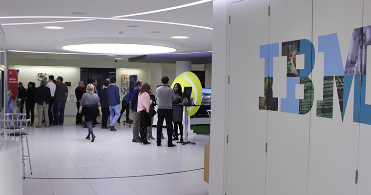 A study tour visit to IBM Watson in London represented a deep dive into artificial intelligence (AI) possibilities for media companies.