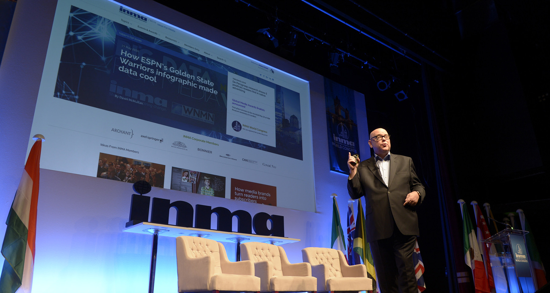 INMA Web site re-launch adds new value to global membership