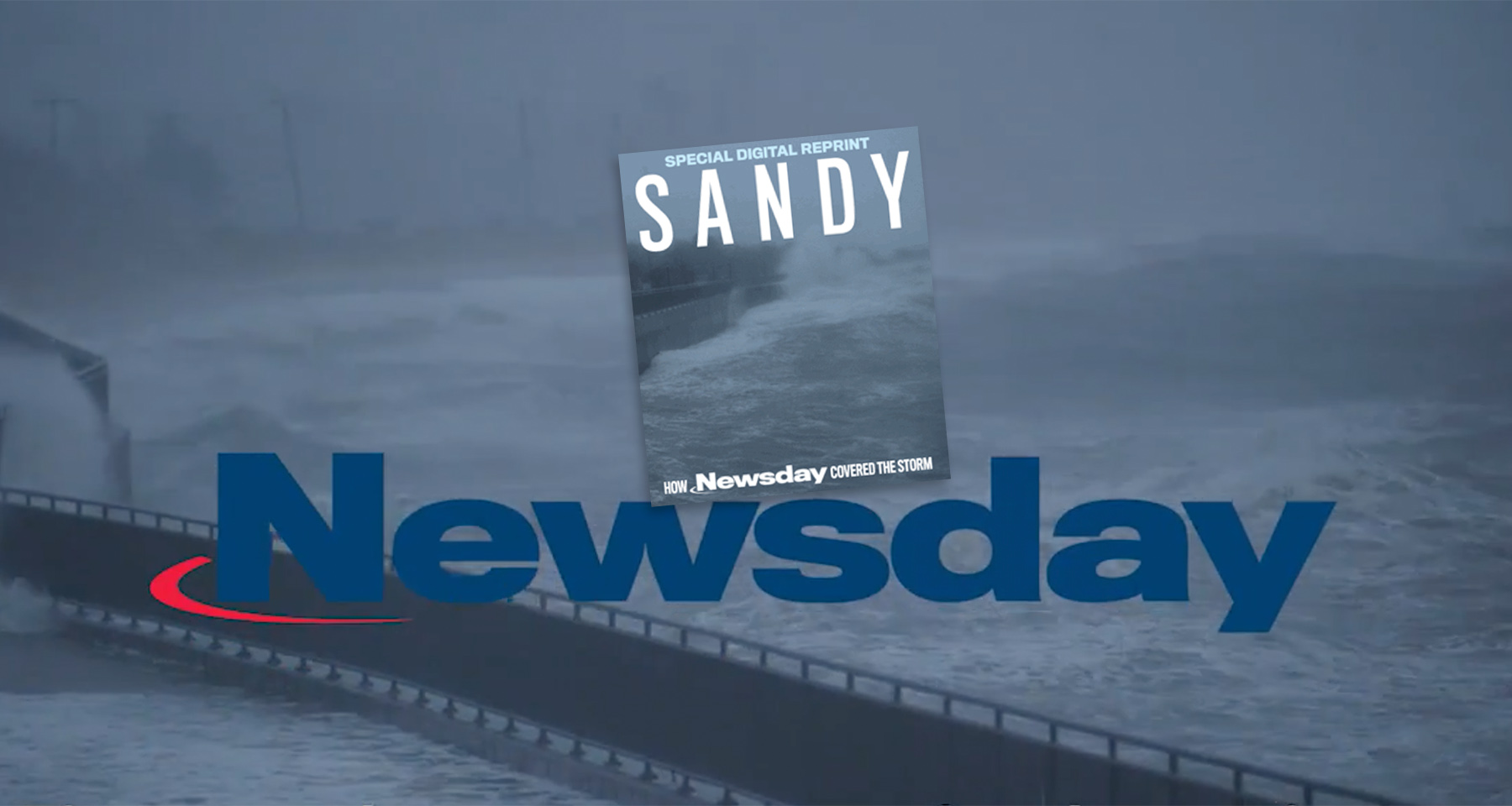 "Newsday goes digital with commemorative ""reprint"""
