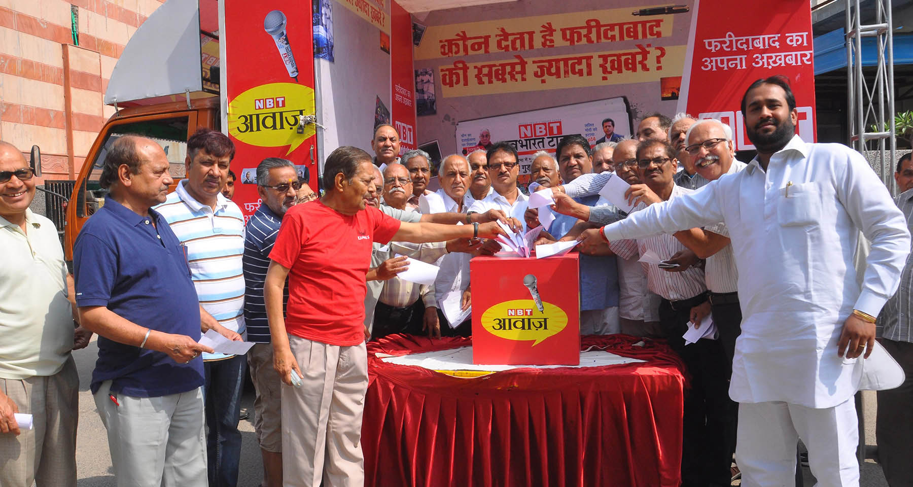 NavBharat Times engages readers with hyperlocal, call-for-change initiative