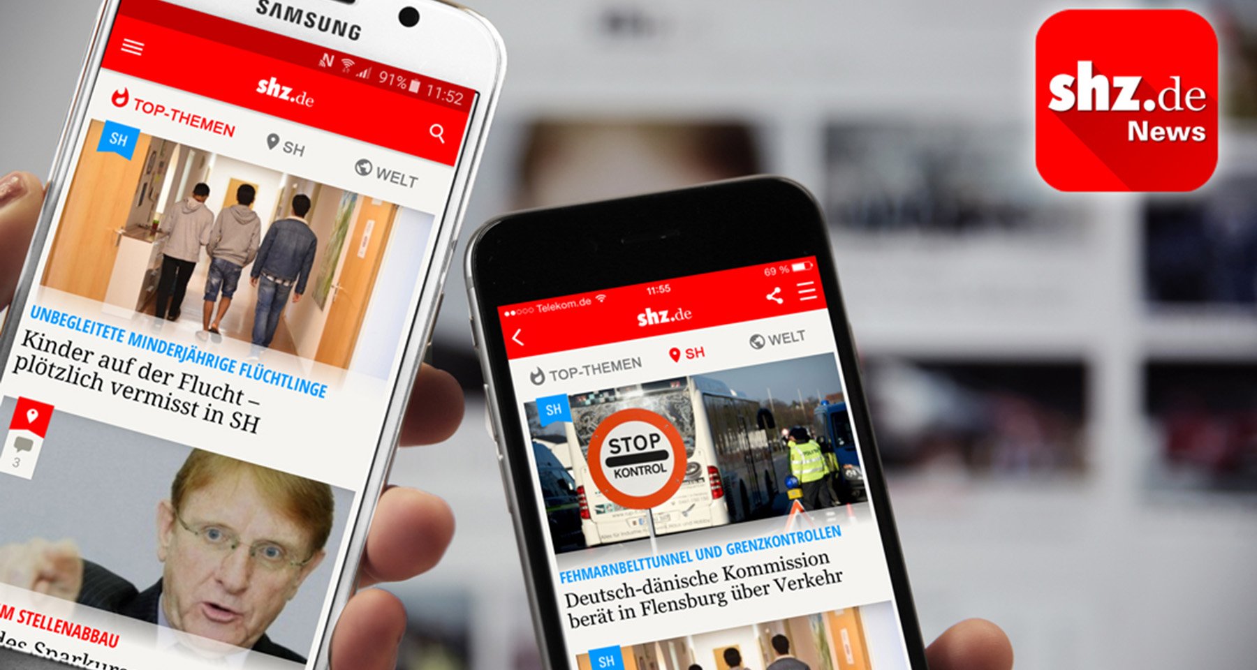 Google AMP speeds up news apps at Medien Holding:Nord GmbH