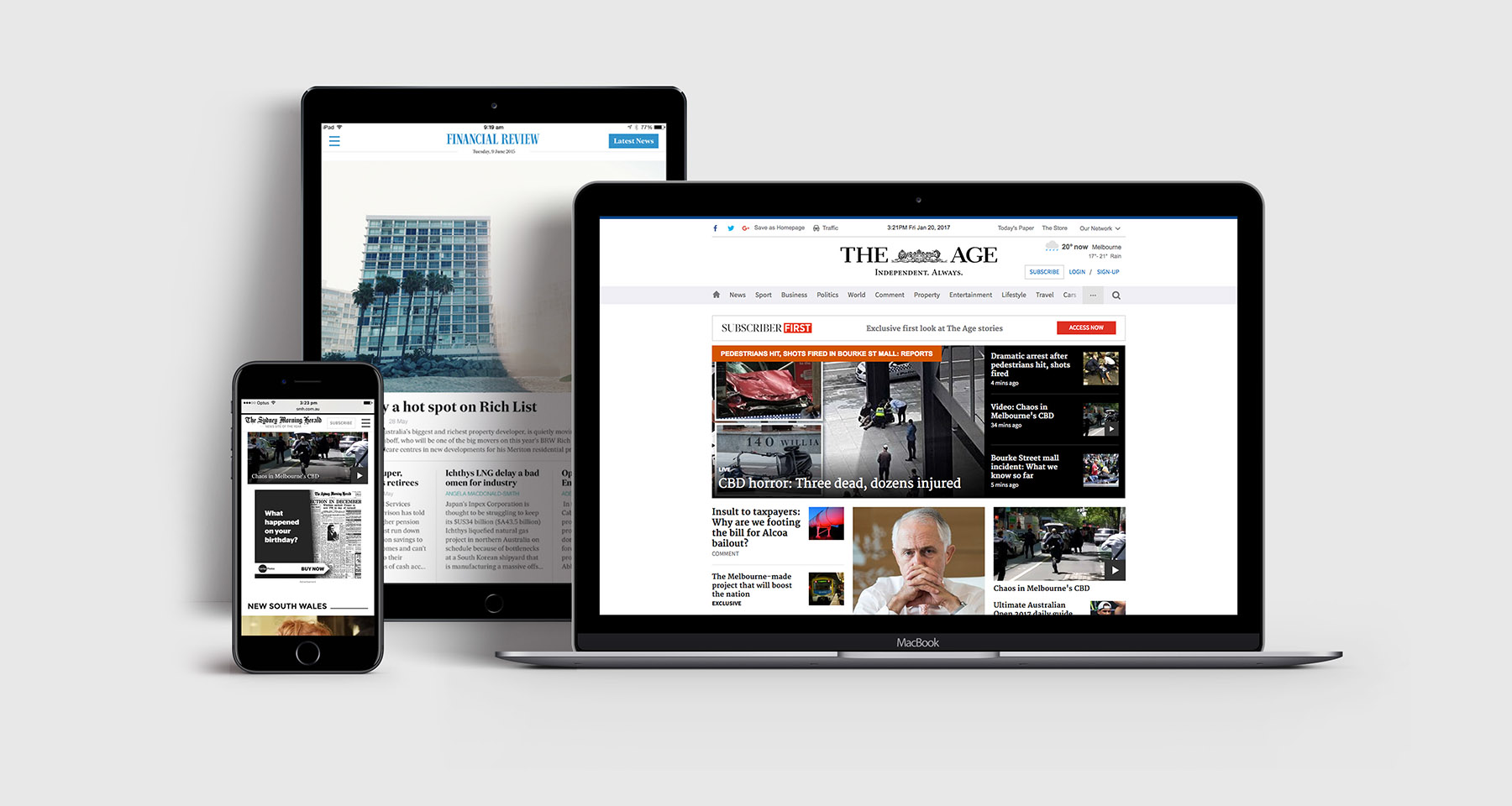 Fairfax corporate subscriptions revenue +50% with customised subscription model