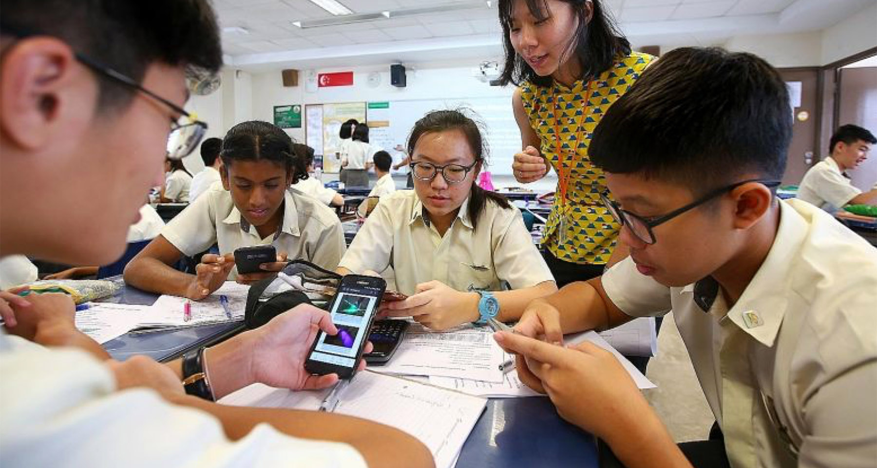 Straits Times Schools programme prepares students for global citizenship, careers
