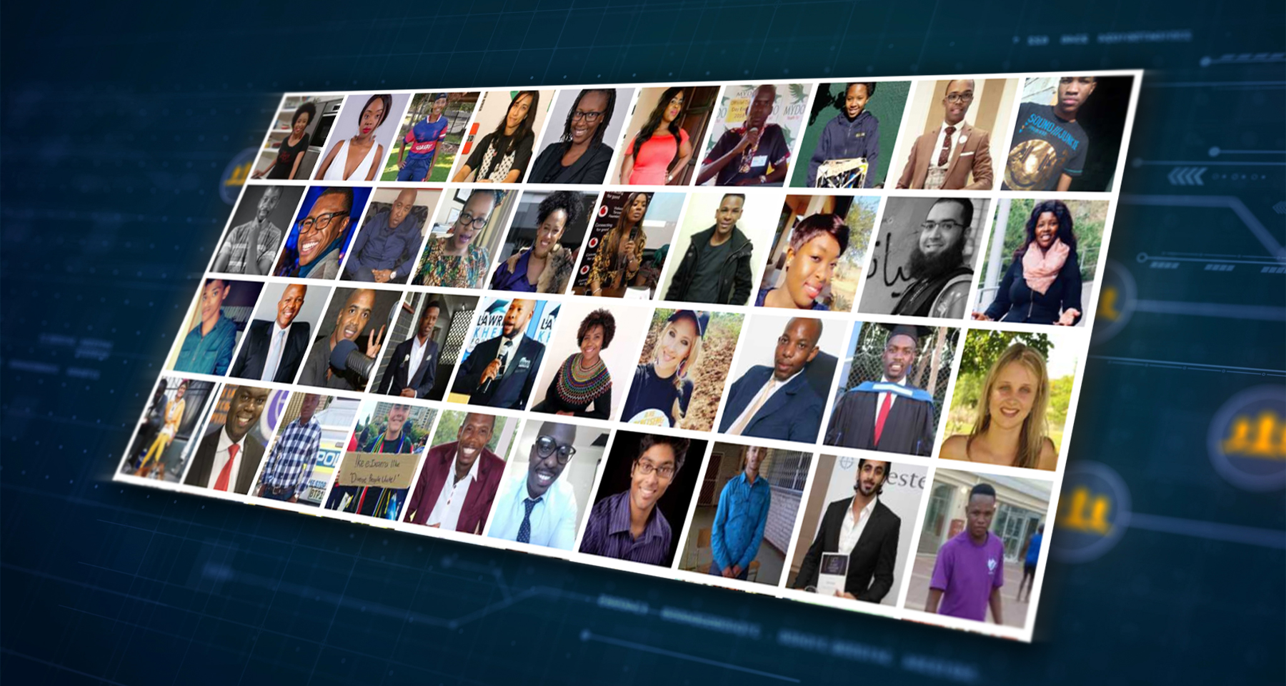 News24 engages young readers with multi-media campaign honouring Mandela