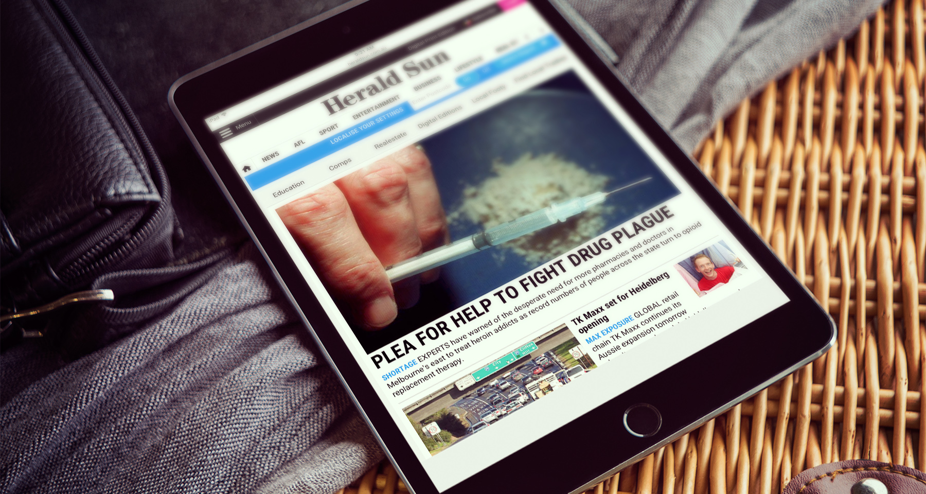 Herald Sun shares 3 lessons learned during Web site relaunch