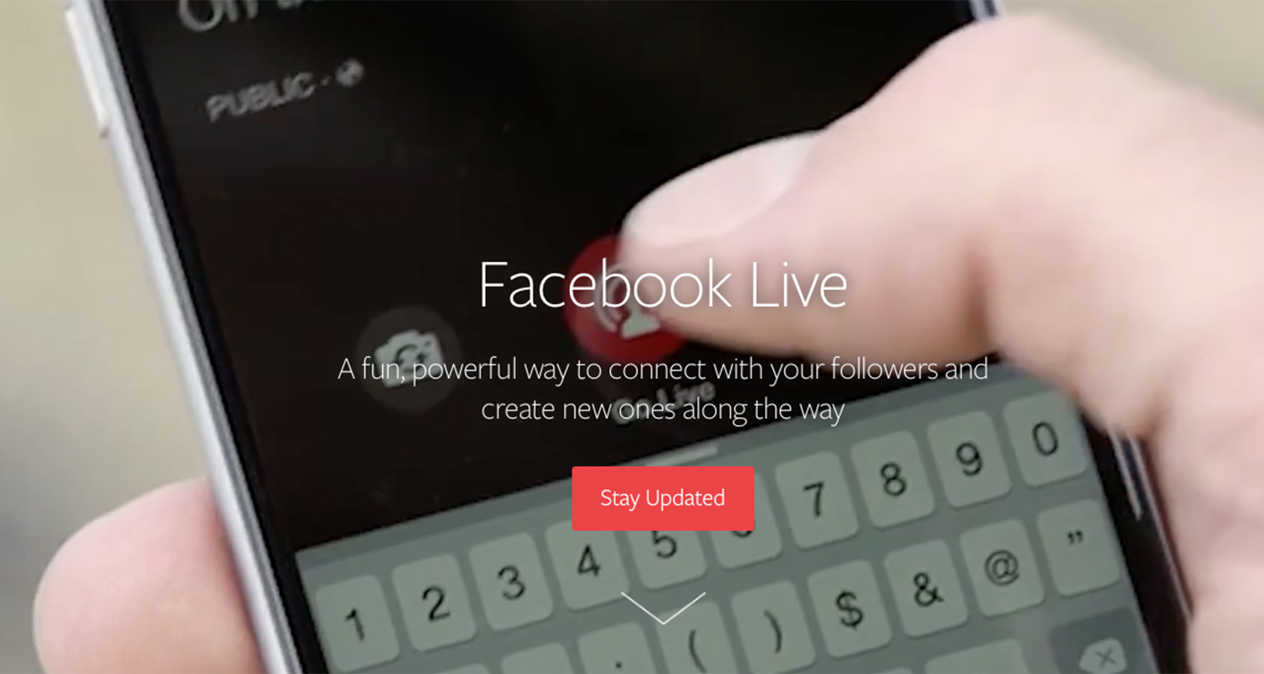 Facebook Live takes video to new level for news media companies