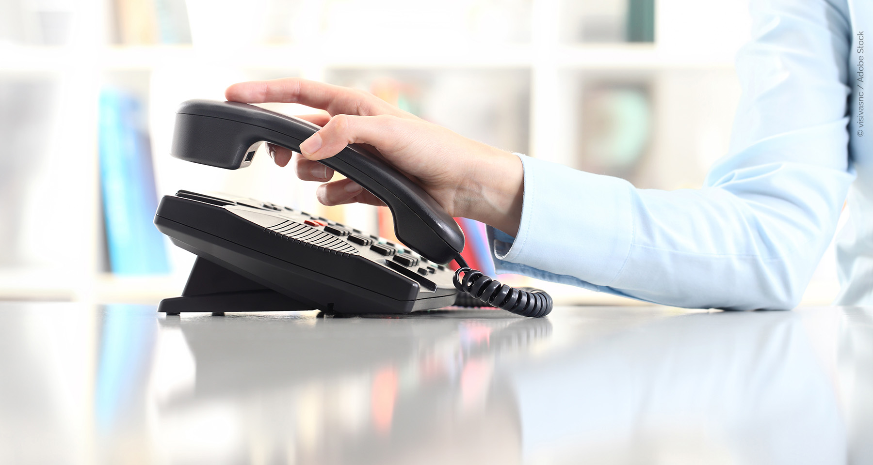 Customer service requires actually picking up the phone