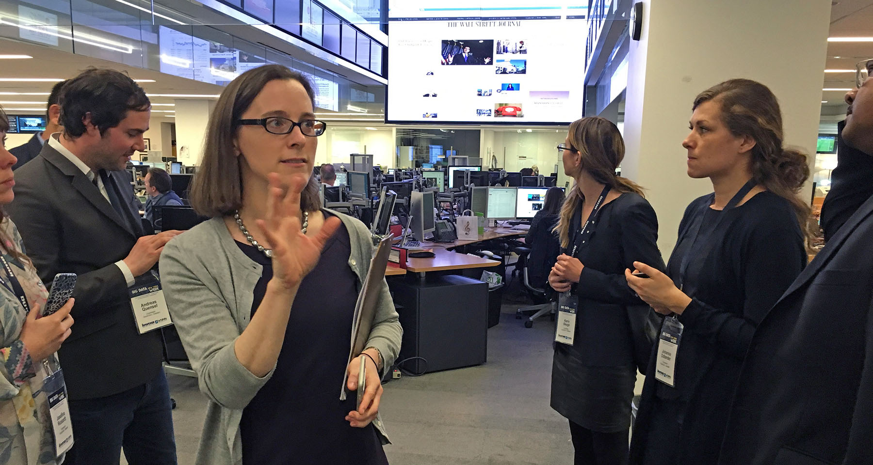 Big Data Media Tour talks strategy with News Corp, industry data experts