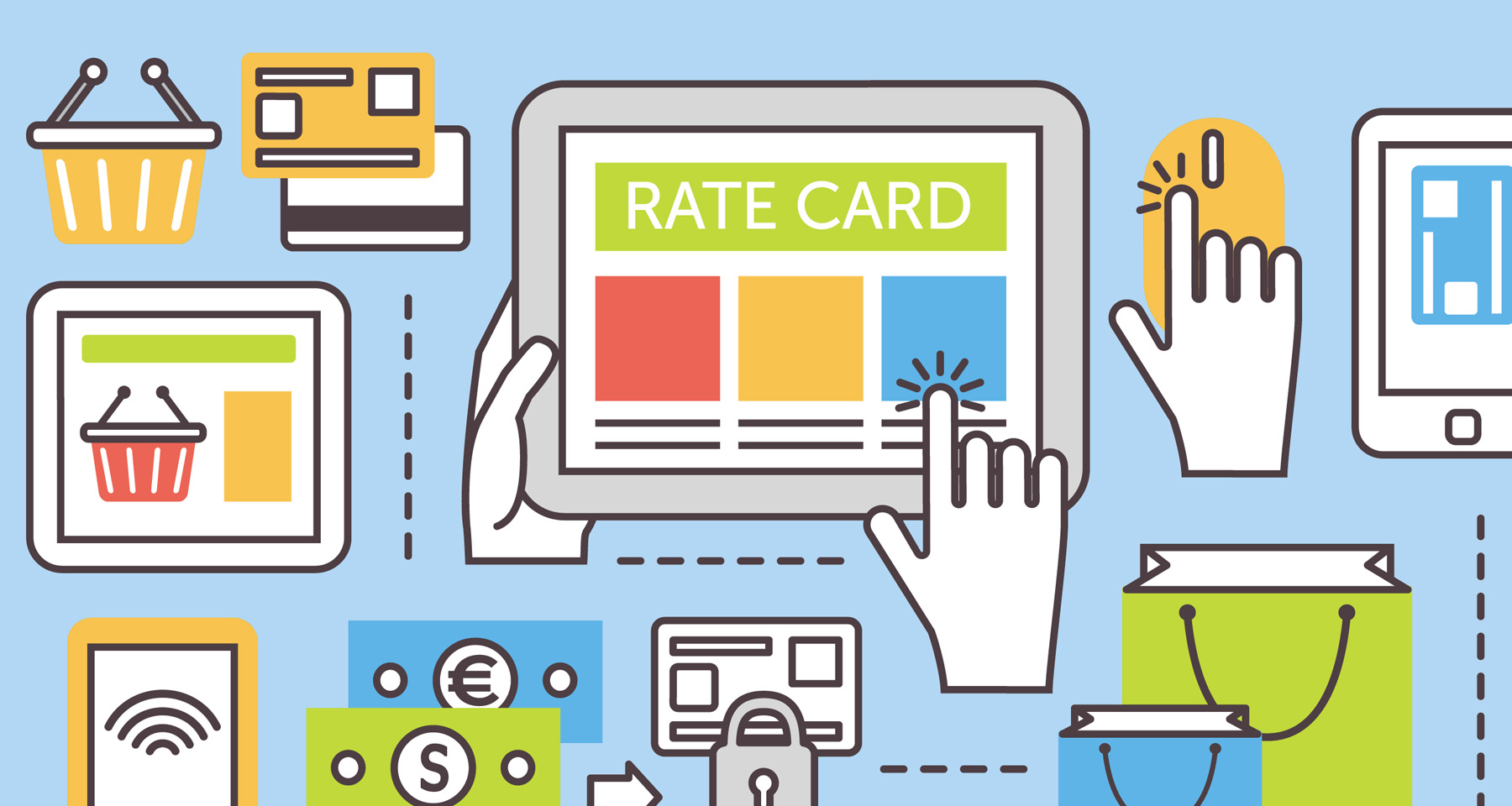 Optimising advertising prices with a data-driven rate card